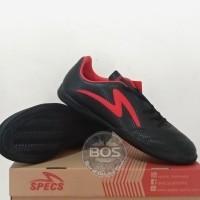 Sepatu Futsal Specs Ricco In Black