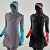 baju renang selam diving hijab wanita specs mimosa ori