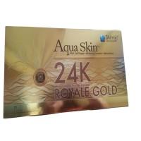 royale gold 24k aquaskin