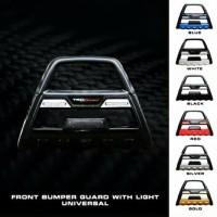 Tanduk Depan / Front Bumper ISOKA for datsun go