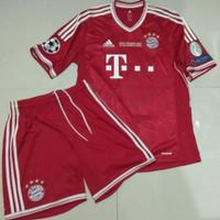 Jesey Bayer Munchen Ori Adidas Final Wembley Champions League 2013