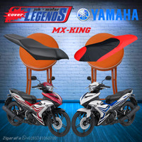 Cover Jok MX KING New Anti Air Sarung Mantel Jok Aksesoris Motor