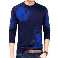 Baju Goldvis - Fashion Pria - Pakain Baju Pria Trend - Navy Biru