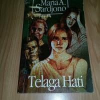 novel telaga hati karya maria a sardjono