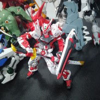 RG Astray Red Frame 2nd