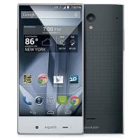 Sharp Aquos Crystal SH825wi - 5 TFT LCD, 1.5GB RAM, QuadCore 1.2 GHz