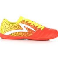 Sepatu Futsal Specs Equinox In - Emperor Red/Fresh Yellow/White