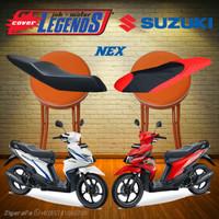Cover Jok NEX/BEAT Anti Air Sarung Mantel Jok Aksesoris Motor Variasi