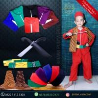 Baju Pangsi Anak Lengkap