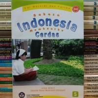 Buku bahasa indonesia membuatku cerdas untuk SD kelas 5 bse