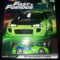 Hot Wheels Hotwheels Fast & Furious Mitsubishi Eclipse
