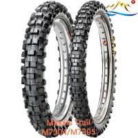 Ban Maxxis Trail 80/100-21 M7304 + 120/100-18 M7305 ( 1 Set )