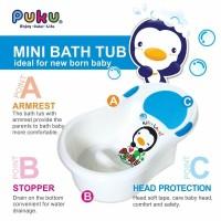 Puku Baby New Born BathTub 17008 BLUE - Bak Mandi Anak