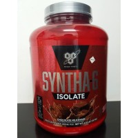 BSN Syntha 6 Isolate 4 lbs Syntha6 Iso 4lbs 4lb 4 lb Whey Protein