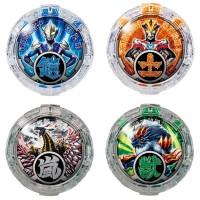 SUPER MURAH Bandai DX Rube Crystal Set 03 - Ultraman R/B