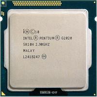 processor intel dualcore G2020 tray