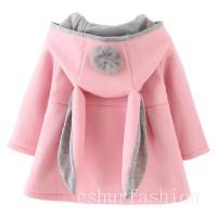 Baju Anak Import Jaket Musim Dingin / Gugur untuk Perempuan