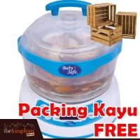 Baby Safe LB005 10-in-1 Steamer Alat Masak Kukus Makanan Bayi