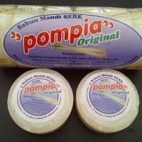 SABUN SEREH POMPIA BULAT BPOM