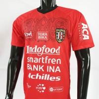 baju Jersey bola Bali United home 2018-2019