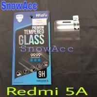 TEMPERED GLASS INDOSCREEN HIKARU XIAOMI REDMI 5A Anti Gores Kaca