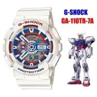 Jam Tangan Pria Casio G-Shock GShock GA-110 Gundam Edition Original BM