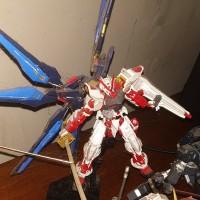RG Astray Red Frame + Backpack Strike Freedom