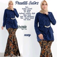 Baju Setelan Kebaya / Prastiti Set #2