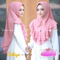 hijab Khimar terbaru azkia rempel