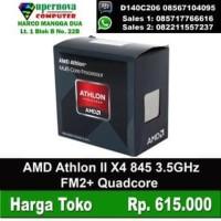 Processor AMD Athlon II X4 845 3.5GHz FM2plus