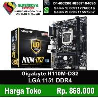 Mainboard Gigabyte GA-H110M-DS2 LGA 1151