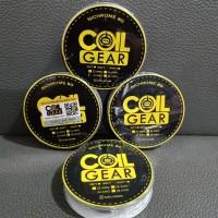 Coil Gear Nichrome 80 Ni80 30Feet Vape Vapor Vaporizer Koil Kawat