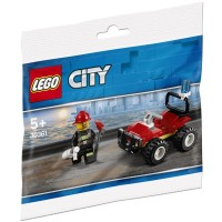 LEGO City Polybag, Fire ATV (30361)