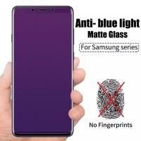 TEMPERED GLASS OPPO F5 ANTI BLUE LIGHT MATTE GLASS FULL COVER