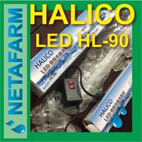 Lampu LED Hidroponik Terarium Aquarium Aquascape - HALICO HL 90