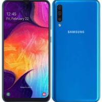 Samsung Galaxy A50 Black 4gb/64gb NEW Garansi Resmi SEIN 1Tahun