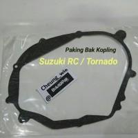 Paking Bak klos Kopling RH Suzuki RC/ Tornado