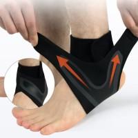 Ankle Support Insoles Belt Angkle Engkel Peyangga Tumit Kaki Sport - H