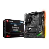 MSI B360 Gaming Pro Carbon/ 3x PCIEx1/2x PCIEx16 / HDMI Intel Socket