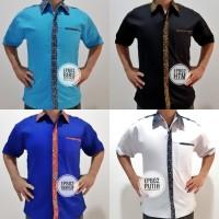 Seragam Batik EPB01 EPB02 Baju Kemeja Kantor Batik PDL Drill PDH