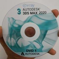 Autodesk 3ds Max 2020 & VRAY 4 plus Tutorial Dasar sampai Mahir