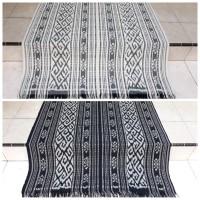 kain tenun ethnic/blanket motif NTT - Putih