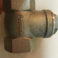 check valve 1/2 peruno