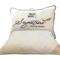 Promo King Koil Signature Goose Down Pillow 90 800Gr Bantal Bulu