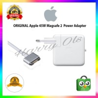 Charger Macbook Air 2012 2013 2014 2015 2016 2017 Magsafe 2 45 Watt 45