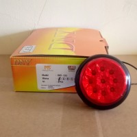 Lampu Bak/Aksesoris Mobil Truck/Alat LED DNY-555/DNY555 Red/Merah