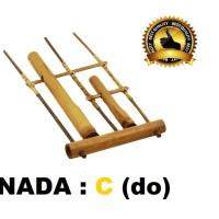 Angklung Satuan NADA C (do) Normal