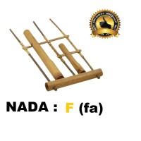 Angklung Satuan Nada F (fa) Normal