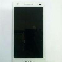 LCD OPPO U7015 FULLSET PUTIH ORI U705 FIND WAY U LIKE 2