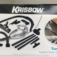 KRISBOW 7in1 Vacuum Vakum Cleaner Turbo Tiger 600W